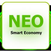 NEO : Crypto Price Rate icon