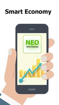 NEO : Crypto Price Rate apk screenshot