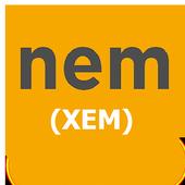 NEM - XEM Crypto price icon