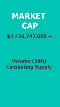 NEM - XEM Crypto price screenshot 2