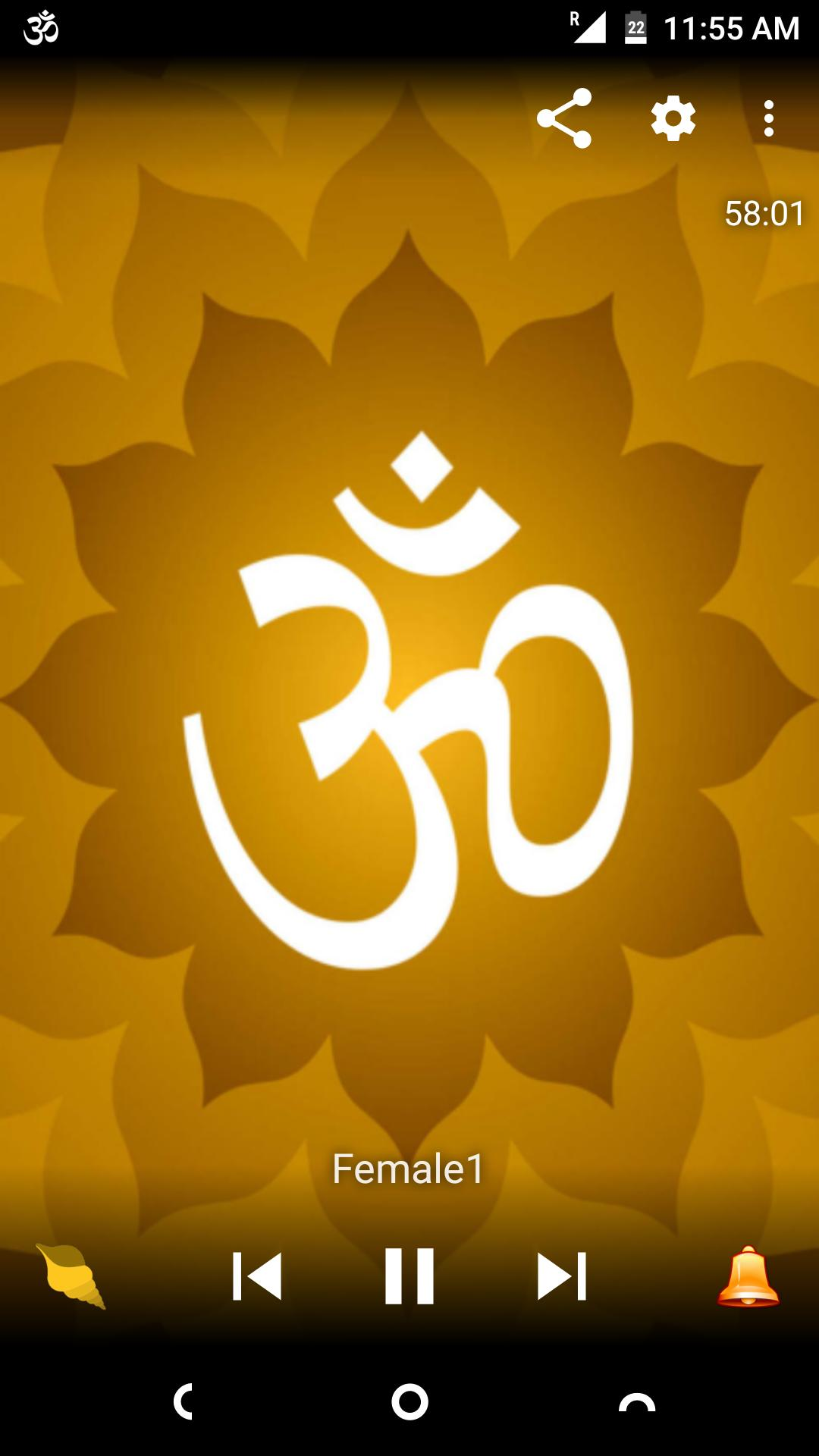 Om Chants Meditation HD for Android - APK Download