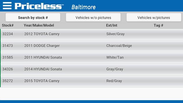 PL Sales Snapshotz screenshot 3