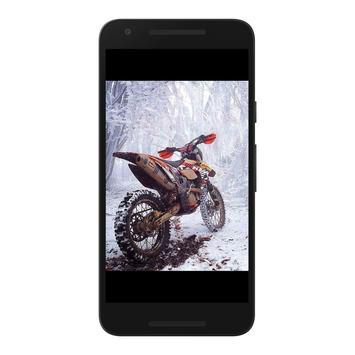 Dirt Motocross Bike Wallpapers 4K screenshot 3