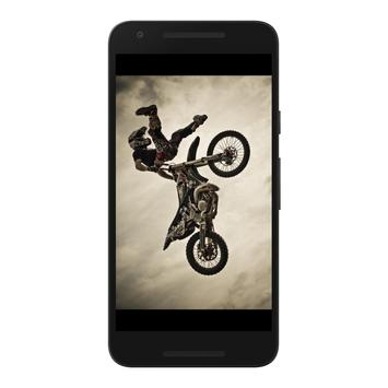 Dirt Motocross Bike Wallpapers 4K poster