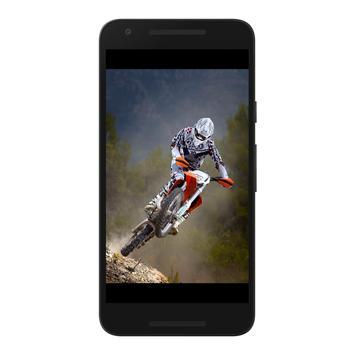 Dirt Motocross Bike Wallpapers 4K screenshot 1