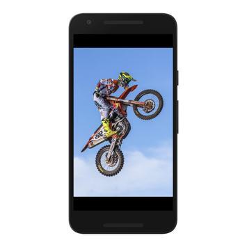 Dirt Motocross Bike Wallpapers 4K screenshot 4