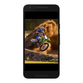 Dirt Motocross Bike Wallpapers 4K screenshot 5