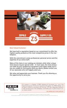 Zepole Supply Company screenshot 1