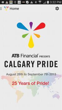 Calgary Pride poster