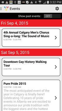 Calgary Pride screenshot 1