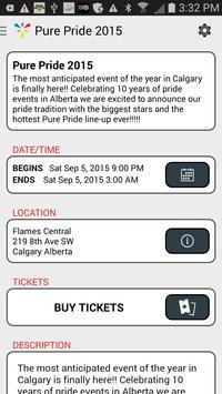 Calgary Pride screenshot 2