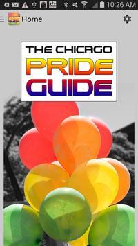 Chicago Pride Guide poster
