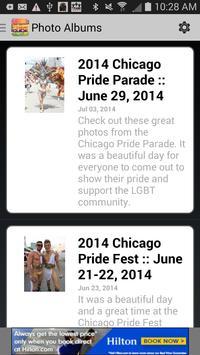 Chicago Pride Guide apk screenshot
