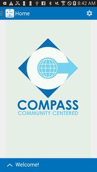 Compass Community Center poster