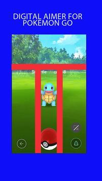 Aimer For Pokemon Go poster