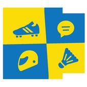 SC Chat:Komunitas Bola&Sport icon
