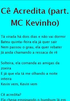 Letras João Neto e Frederico - Cê Acredita screenshot 1