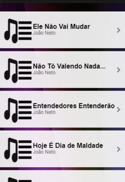 Letras João Neto e Frederico - Cê Acredita screenshot 2