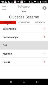 Bésame screenshot 3
