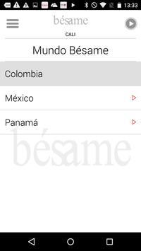 Bésame screenshot 2