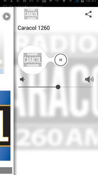 Caracol 1260 apk screenshot