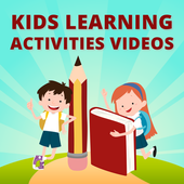 Kids Learning Activities Videos icon