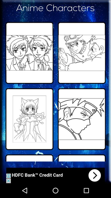 Anime Coloring Book APK Download