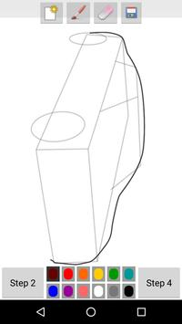 How to Draw Supercars apk screenshot