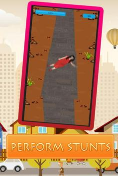 Kim Plummet Sky Free Fall screenshot 2