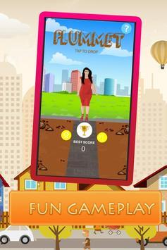 Kim Plummet Sky Free Fall screenshot 1
