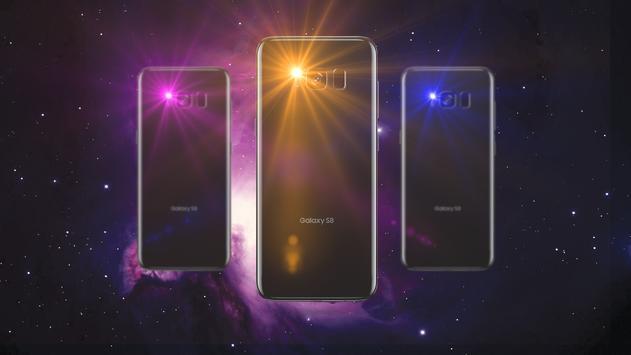 Prism Color flashlight alert apk screenshot