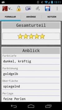 Voluptas Diarium–Weintagebuch screenshot 3