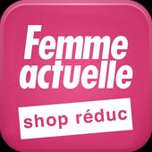 Femme Actuelle Shop Réduc icon
