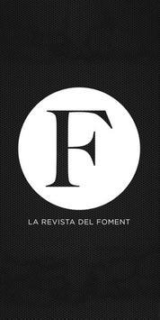 F. La revista del foment poster