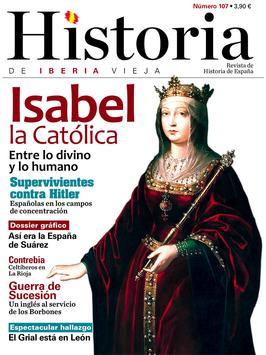 Historia de Iberia Vieja poster