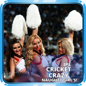 Cricket Crazy Naughty Girl's icon