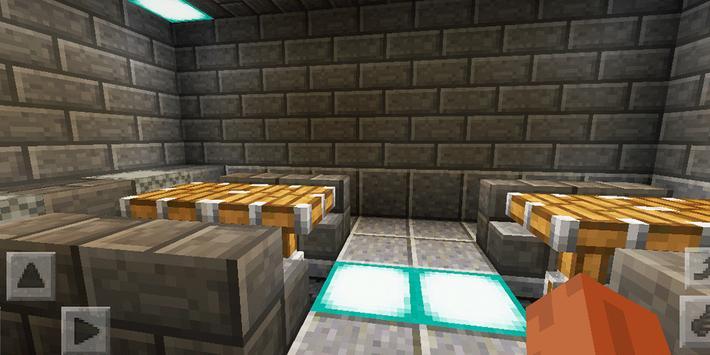 Secret Prison. Map for MCPE screenshot 4