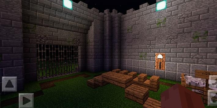 Secret Prison. Map for MCPE screenshot 7