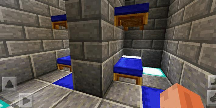 Secret Prison. Map for MCPE screenshot 11