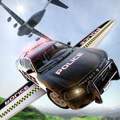Prison Break Flying Police Car icon