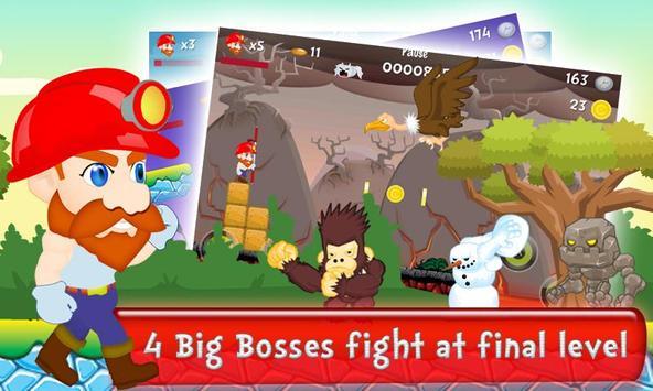 Adventure of Miner 2 apk screenshot