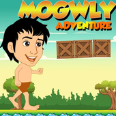 Super MOWGLY Jungle Games icon