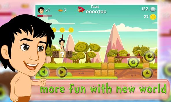 Super MOWGLY Jungle Games screenshot 4
