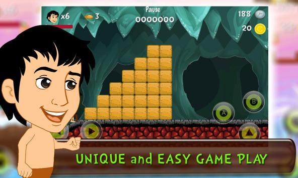 Super MOWGLY Jungle Games screenshot 1
