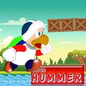 Super Hammer Run Bro Adventure icon