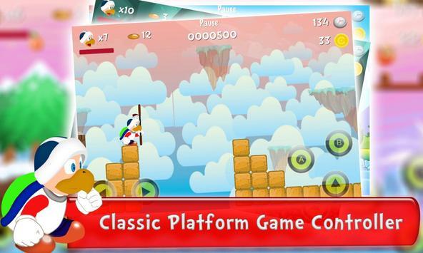 Super Hammer Run Bro Adventure apk screenshot