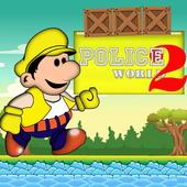 Super Police's Run Adventure 2 icon