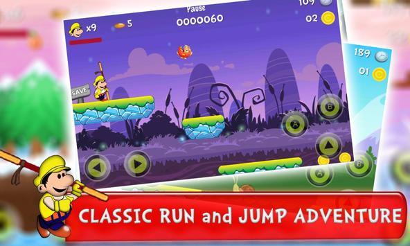 Super Police's Run Adventure 2 poster