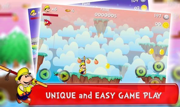Super Police's Run Adventure 2 apk screenshot