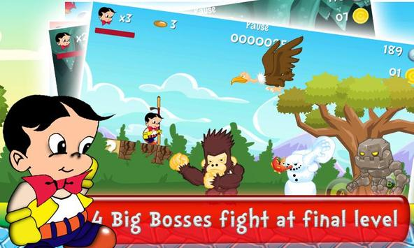 Super Adventure of Richie apk screenshot